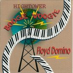 Floyd Domino Hightower Boogie Woogie CD Click for description